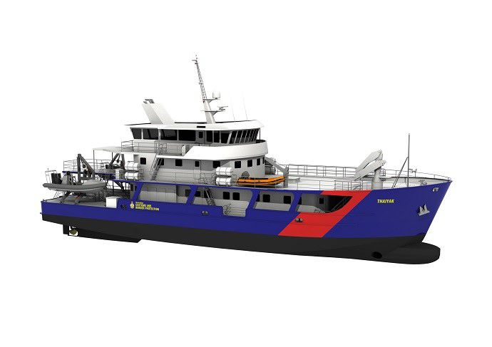 ABFC Thaiyak In Service Support | AST Oceanics