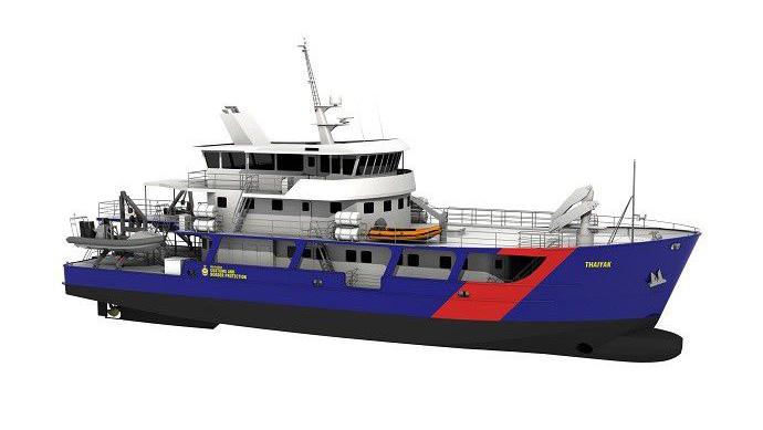 Services detail - Vessel Construction