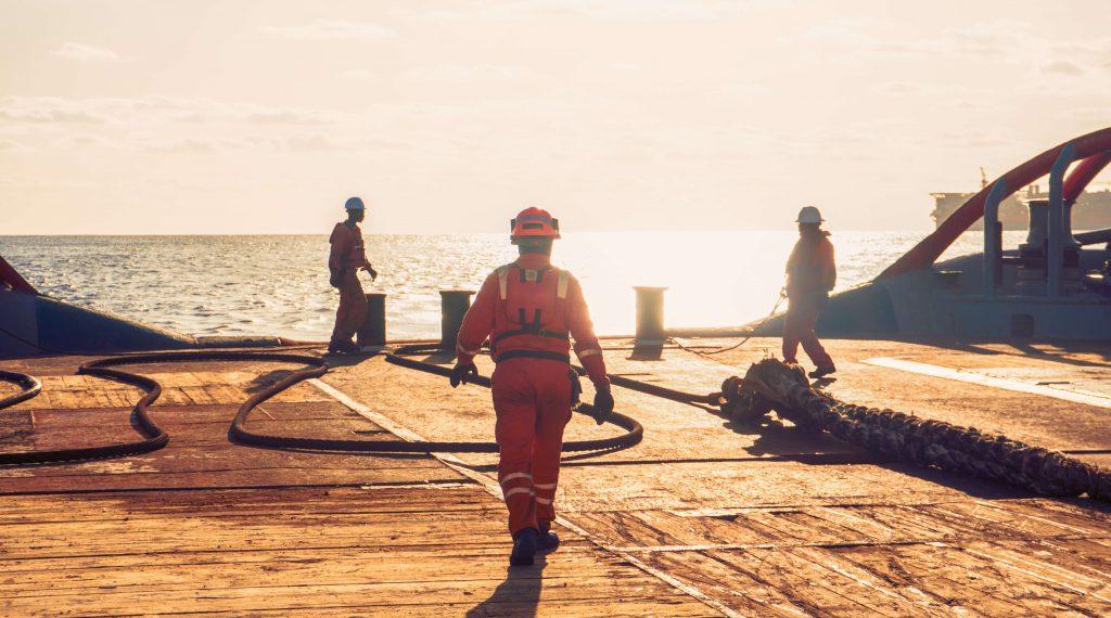 AST Oceanic Shipworkers